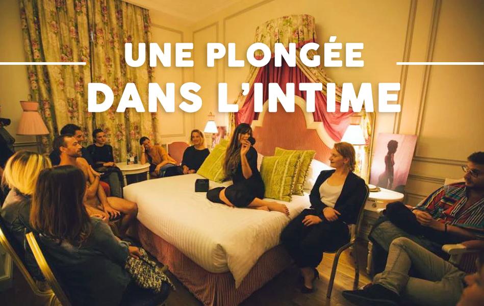D9ouze / Paris – Théâtre Immersif